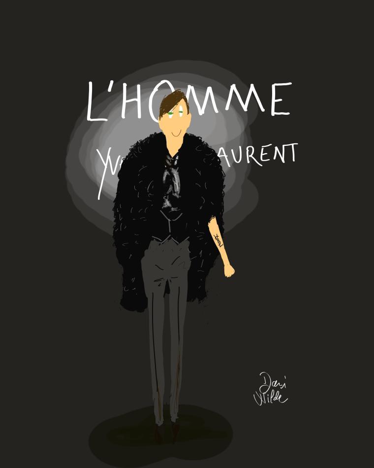 ysl lhomme1